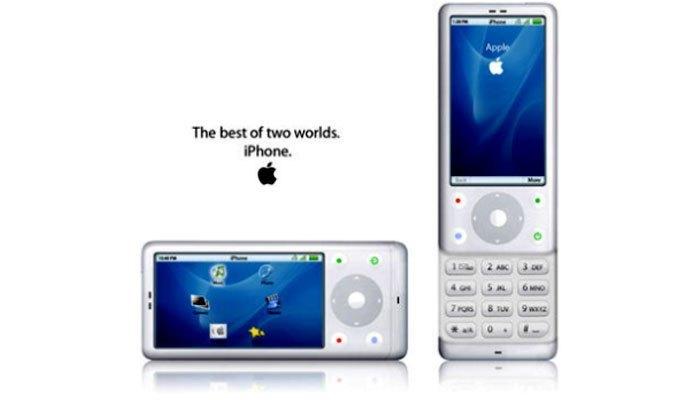 iPhone nắp trượt là thiết kế được đánh giá cao nhất