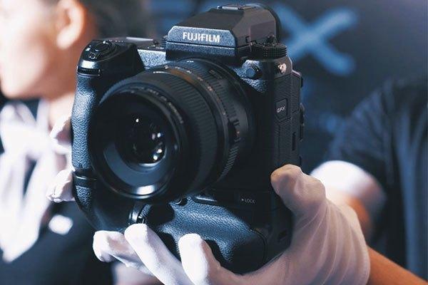 Máy ảnh Fujifilm có mặt tại Việt Nam với dòng GFX 50S