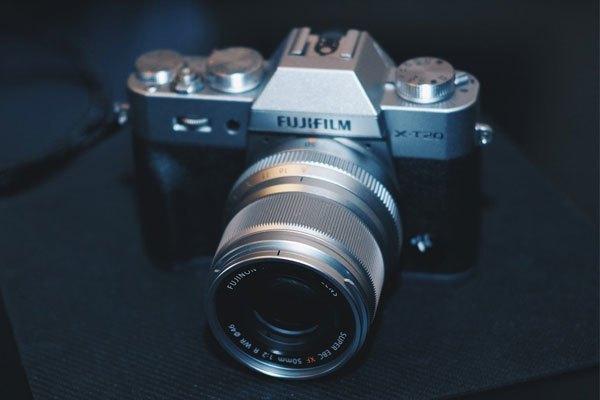 Bên cạnh GFX 50S, Fujifilm cũng giới thiệu mẫu máy ảnh X-T20 tại Việt Nam