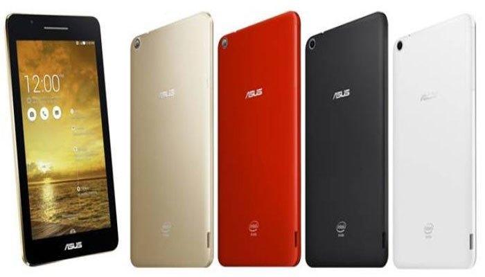 ASUS Fonepad 7 FE171CG có kiểu dáng mỏng chỉ 7.9mm