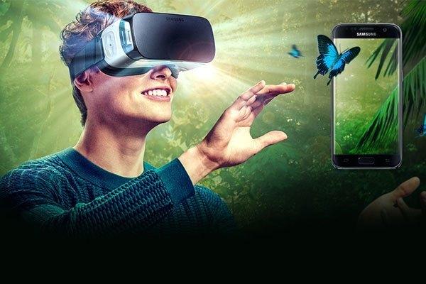 Kính thực tế ảo VR đã ghi dấu vào năm 2016