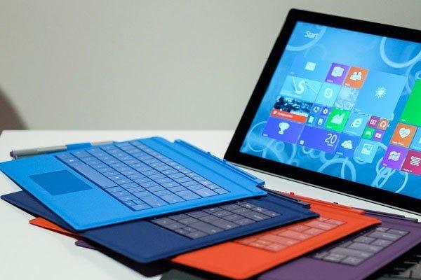 Dòng máy tính Surface của Microsoft được các chuyên gia đánh giá rất cao trong 2016