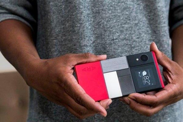 Điện thoại module là sự thất bại trong dự án phát triển điện thoại tự lắp ráp của Google