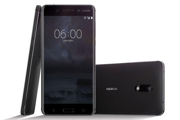 Trong lần xuất hiện này, điện thoại Nokia 6 đã có những bước cải tiến đáng kể