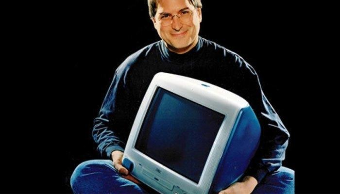 """iMac G3 - """"vị cứu tinh"""" của Apple trước bờ vực."""