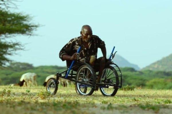 Địa hình hiểm trở sẽ không còn là trở ngại với người khuyết tật