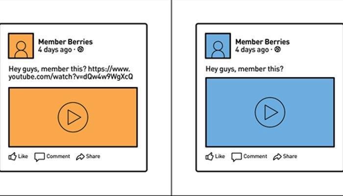 """Ngay cả việc share link đơn giản cũng đủ để ta nhận ra sự """"phân hóa"""" của 2 dạng người dùng mạng xã hội. Kiểm tra ngay Facebook của mình và xem mình thuộc loại nào nhé!"""