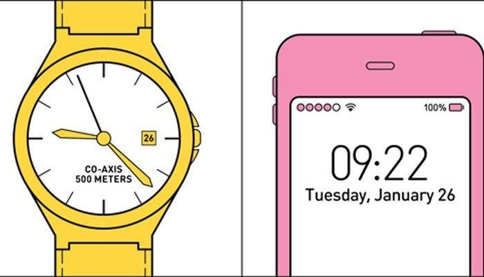 Bạn chọn đồng hồ hay điện thoại? Thời đại công nghệ phát triển khiến những chiếc đồng hồ đeo tay dần mất chỗ đứng. Tuy nhiên, với nhiều người thì đây vẫn là một phụ kiện không thể thiếu.