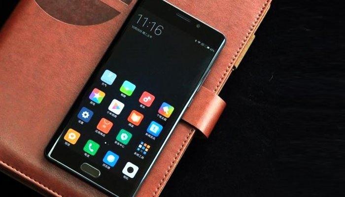 Điện thoại Xiaomi Mi Note 2 được giới công nghệ đánh giá cao