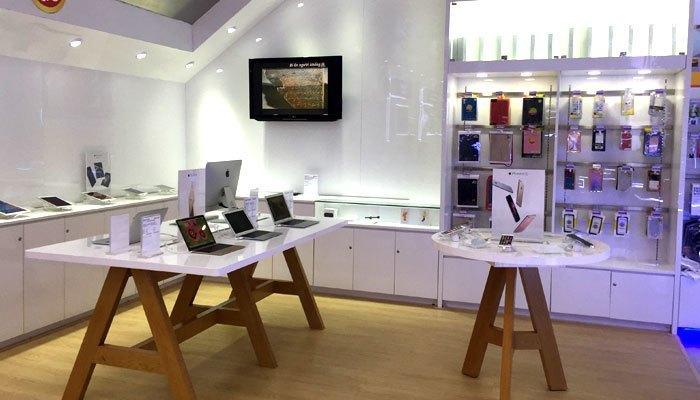 một số sản phẩm của Apple tại Nguyễn Kim