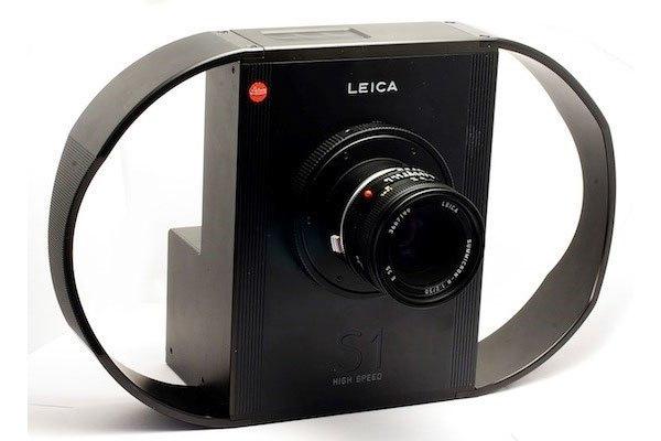 Đây là máy ảnh Leica S1