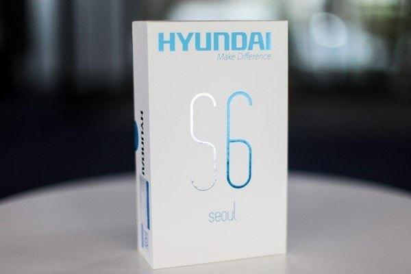 Sau nhiều tin đồn, Hyundai vừa chính thức giới thiệu đến thị trường Việt Nam 2 mẫu di động giá rẻ là  Seoul 5  và Seoul S6