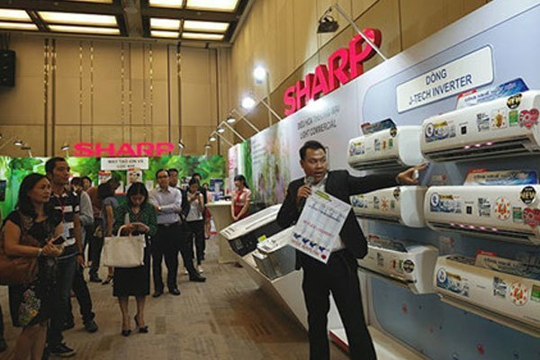 Máy lạnh Sharp được trang bị công nghệ J-tẹch tiên tiến