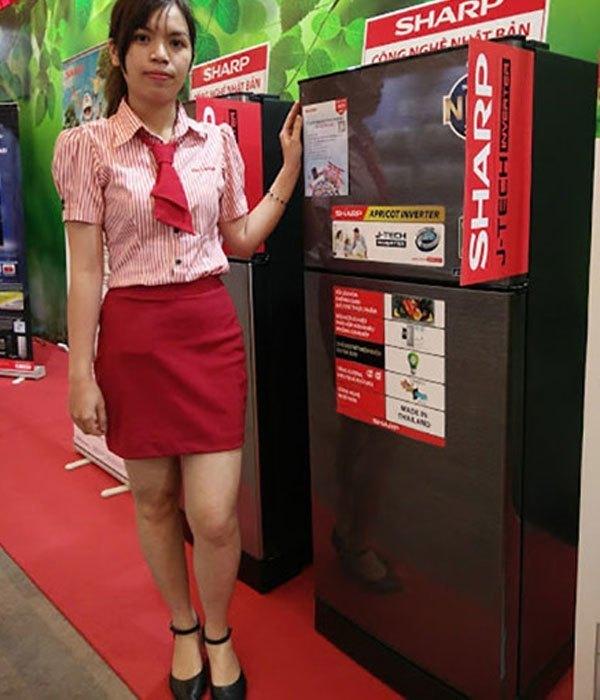 Tủ lạnh có nhiều cải tiến