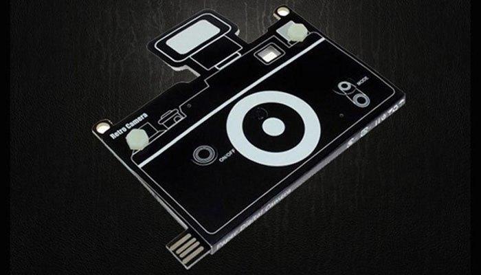Mẫu máy ảnh Retro Camera độc đáo