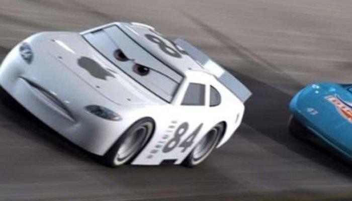 """""""Siêu xe"""" Apple được ra mắt trong bộ phim hoạt hình quen thuộc"""