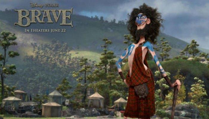 Steve Jobs được nhắc đến trong Brave như một sự tưởng nhớ Pixar dành cho cựu CEO Apple quá cố