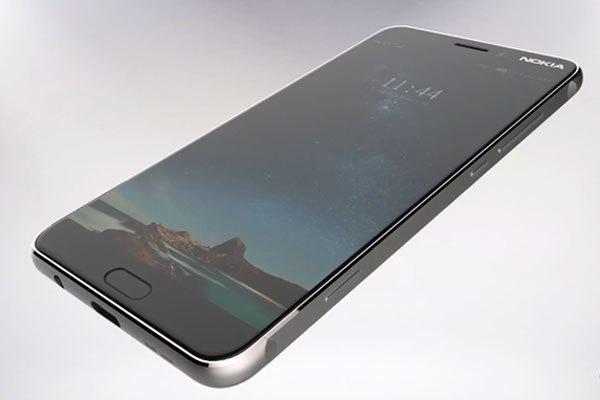 Lộ diện concept của điện thoại Nokia P1