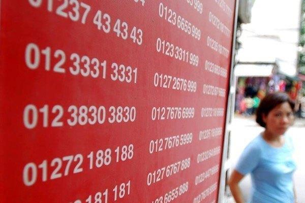 Việc chuyển đổi số thuê bao sẽ được tiến hành sau khi chuyển đổi xong mã vùng điện thoại cố định