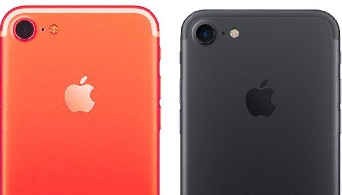 iPhone 7s với trang bị sắc đỏ nổi bật đang thu hút nhiều sự quan tâm của người dùng công nghệ