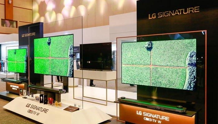 """Tivi OLED của LG hứa hẹn sẽ """"khuấy đảo"""" thị trường công nghệ trong năm nay"""
