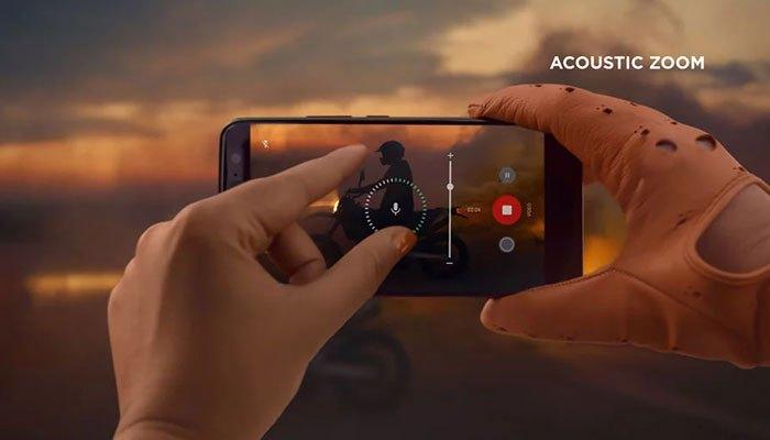Khả năng thu âm tuyệt vời của điện thoại HTC U11 cho âm thanh trung thực nhất
