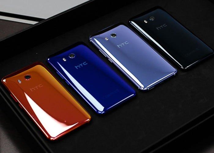Sở hữu mặt kính 3D là một trong những điều làm nên sự đặc biệt về màu sắc trên điện thoại HTC U11