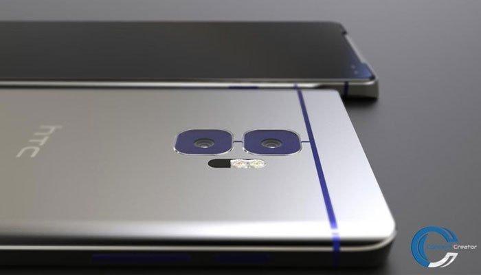 Thiết kế điện thoại HTC 11 được đánh giá khác biệt hoàn toàn so với thế hệ trước đó