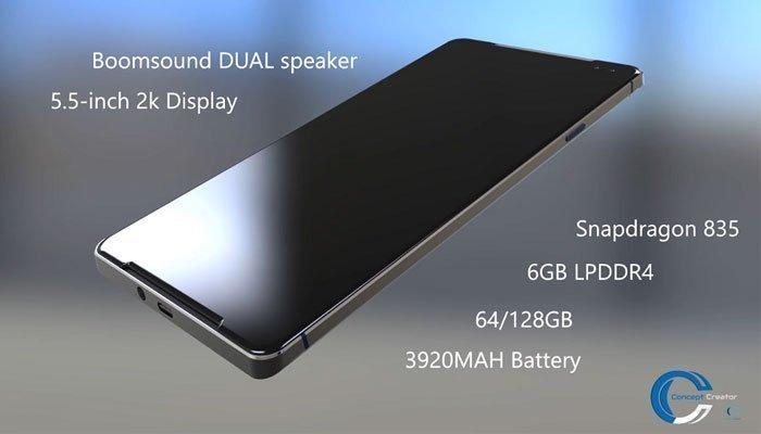 Cấu hình điện thoại HTC 11 mạnh mẽ với những thông số ấn tượng