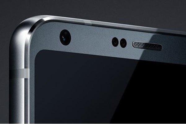 Điện thoại LG G6 sẽ được tối thiểu hóa viền màn hình