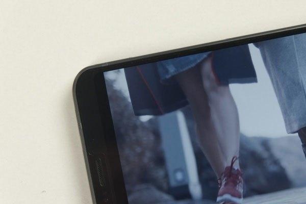 """Màn hình điện thoại LG G6 sở hữu độ phân giải 2880x1440 theo tỷ lệ """"lạ"""" 18:9"""