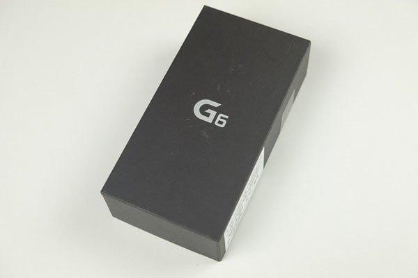 Vỏ hộp điện thoại LG G6