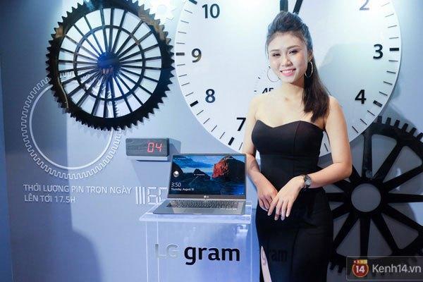 Dòng máy tính nhẹ nhất thế giới LG Gram vừa được trình làng vào ngày 10/08 vừa qua