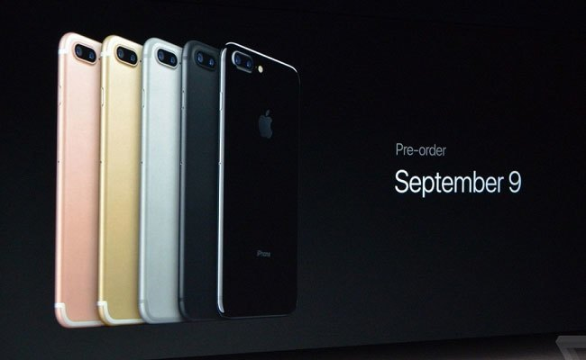 Đơn đặt hàng iPhone 7 được bắt đầu vào tháng 9 năm nay
