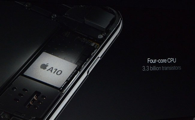 Hiệu năng iPhone 7 và 7 Plus được nâng cấp lên đáng kể