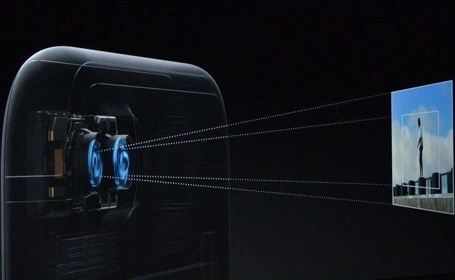 Camera kép trên iPhone 7 sẽ mang đến nhiều trải nghiệm bất ngờ