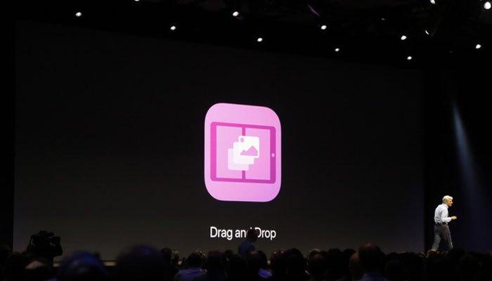 Drag and Drop trên iOS 11 của iPad giúp bạn kéo thả nội dung nhanh chóng