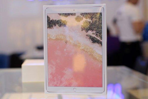 Máy tính bảng iPad Pro có không gian hiển thị tăng 20%