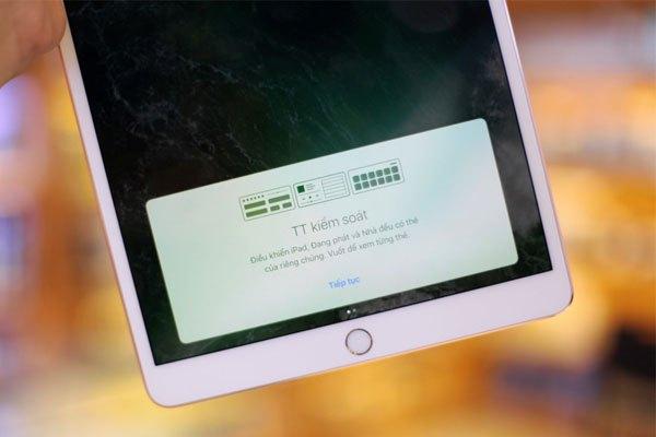 iPad Pro 2017 sẽ được cập nhật lên iOS 11 vào mùa thu năm nay.