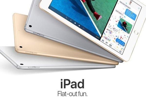 """Mẫu máy tính bảng iPad 9.7 inch mới được ra mắt trong """"thầm lặng'' của Apple"""