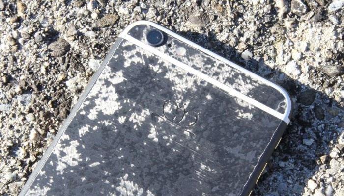 Điện thoại iPhone 7 Carbon Concept Edition với lớp vỏ carbon độc đáo
