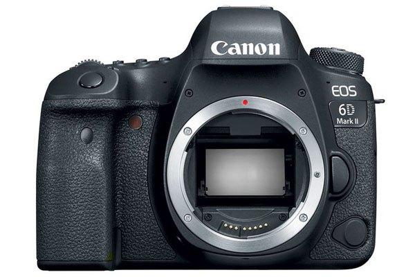 Máy ảnh 6D Mark II chính thức được Canon trình làng cùng nhiều đổi mới về tính năng