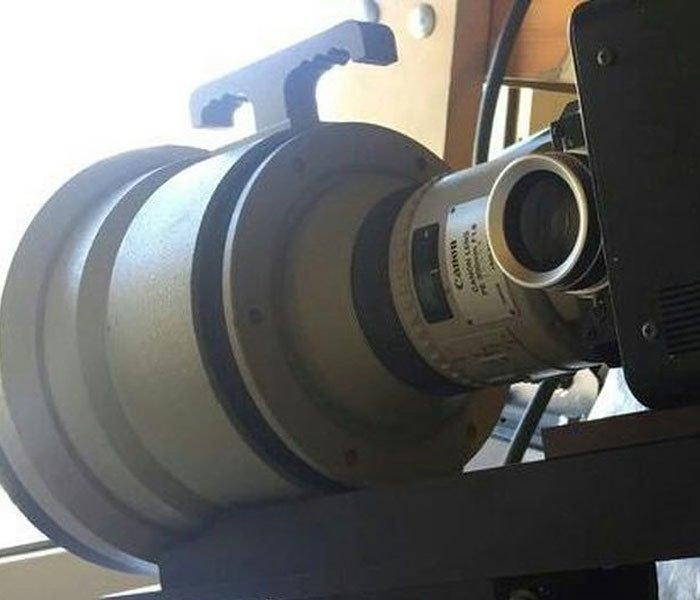 Trên thế giới số lượng ống kính Canon khổng lồ còn tồn tại có thể đếm trên đầu ngón tay