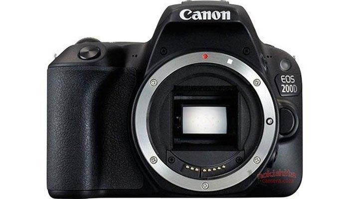 Thiết kế máy ảnh Canon EOS 100D có nhiều điểm mới so với chiếc máy ảnh Canon EOS 100D