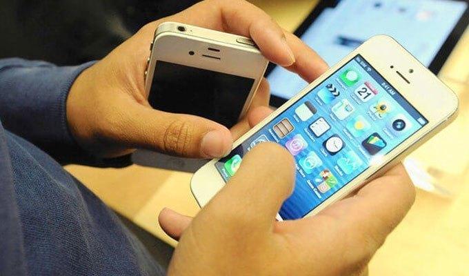 Kiểm tra độ nhạy của màn hình điện thoại đơn giản