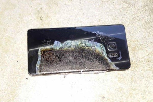 Cháy nổ điện thoại mang lại hậu họa không ngờ