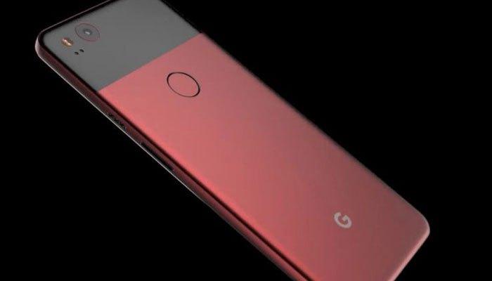 Dễ dàng quan sát thấy chiếc điện thoại Google Pixel 2 XL này có ngoại hình thừa hưởng khác nhiều từ Pixel đời đầu nhưng có vẻ mỏng và tinh tế hơn.