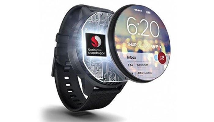 """Đồng hồ đeo tay thông minh được Qualcomm """"ưu ái"""" trang bị riêng chip xử lý Snapdragon Wear 1200"""