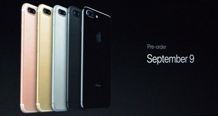 đặt hàng iphone 7 ngay hôm nay để sở hữu dòng sản phẩm cao cấp này