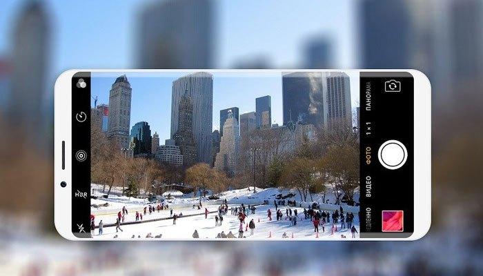 Video được quay trên chiếc điện thoại iPhone 8 bất kể camera trước sau đều sẽ có chuẩn chất lượng 4K sắc nét